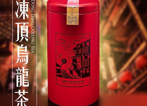凍頂烏龍茶Dong Ding Oolong Tea