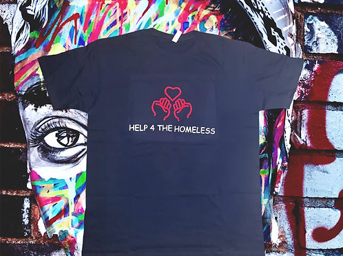 HELP 4 THE HOMELESS T-SHIRT