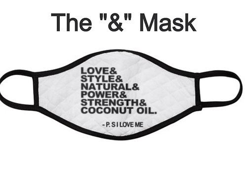 Quilted Mask (Unisex)