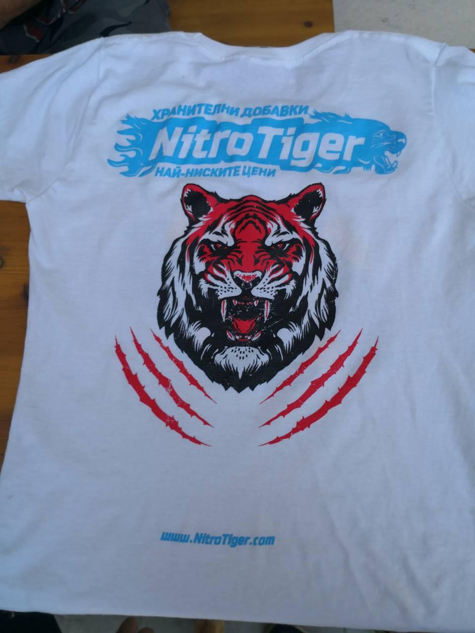 клиент: Nitro Tiger