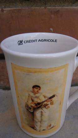 Client: Credit Agricole