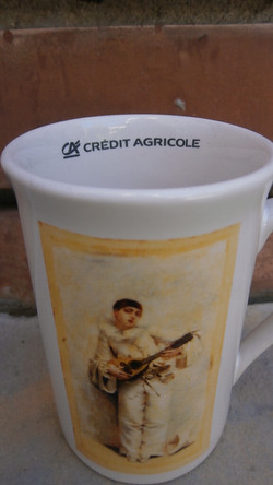 клиент: Credit Agricole