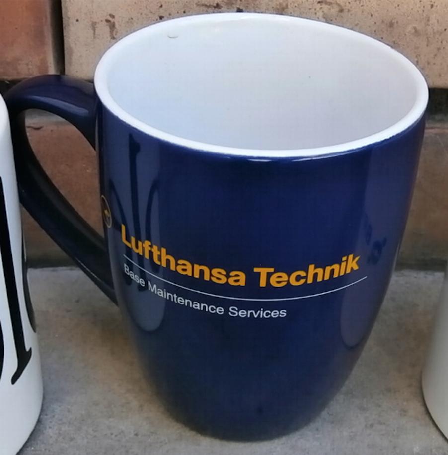 клиент: Lufthansa Technik