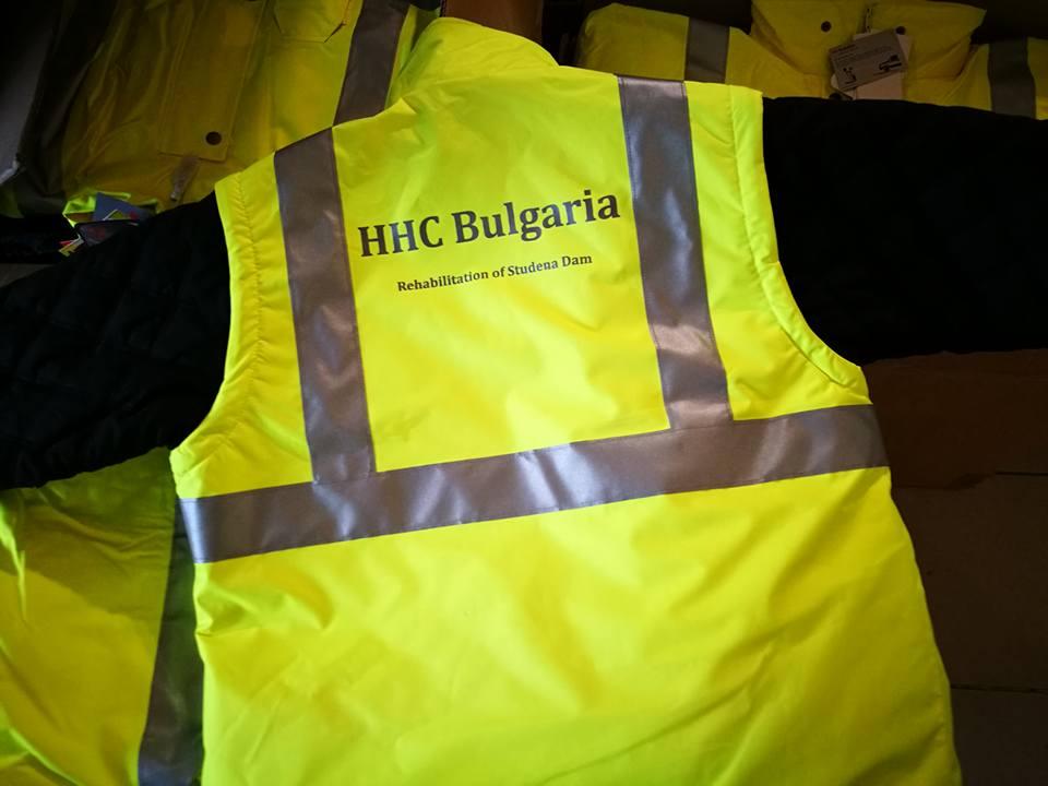 клиент: HHC