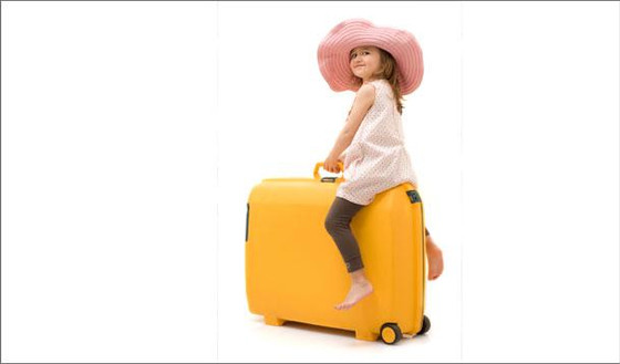 Long Haul Flights with Children