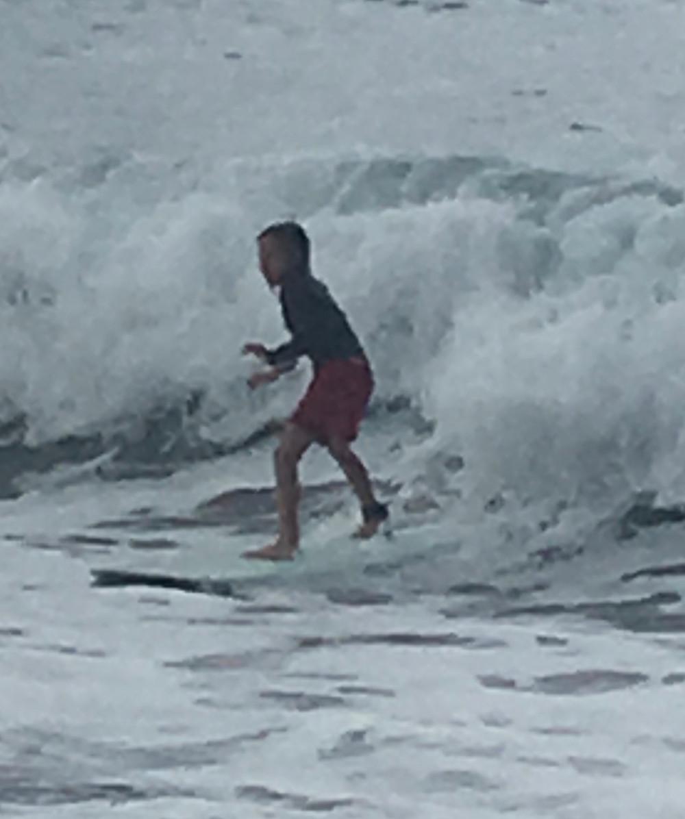 Jack surfing