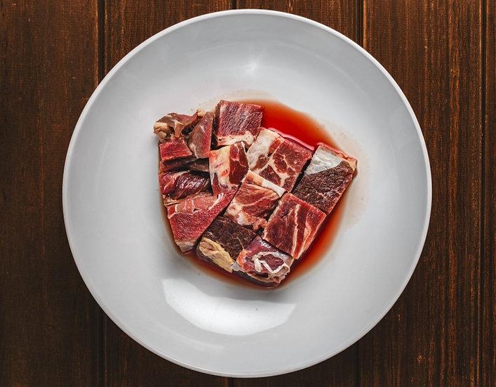 美國原味骰子牛肉(真空包裝)