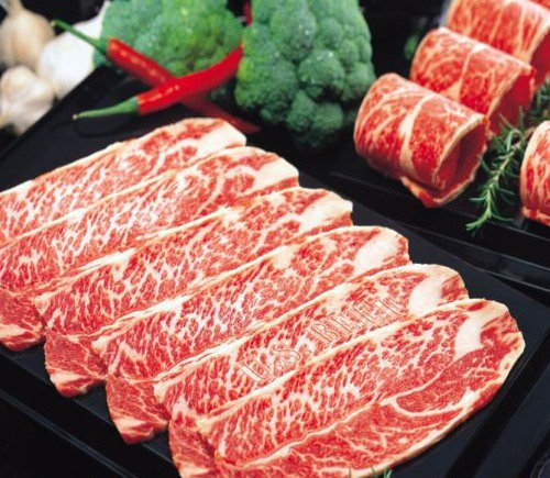 美國霜降牛肉片