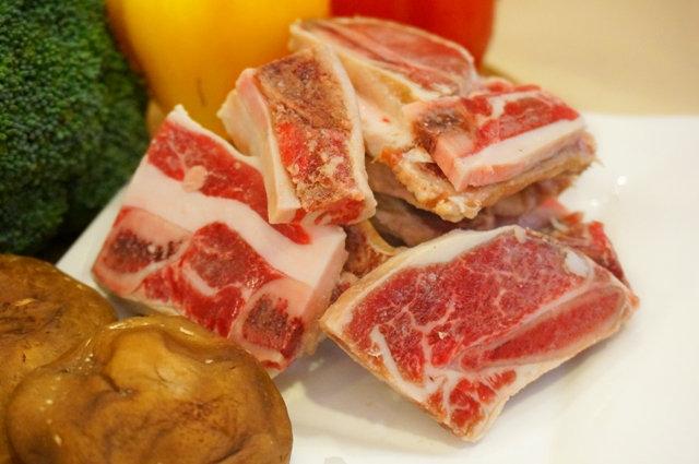 美國帶骨牛小排邊肉