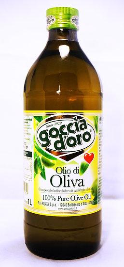 義大利原裝進口得康純橄欖油
