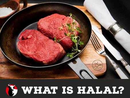 【台中買肉找日盛牛肉】什麼是HALAL清真認證?申請清真認證很難嗎?本篇帶您了解清真認證