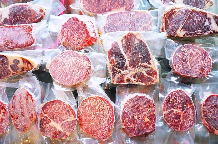 澳洲高級牛排邊肉