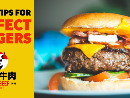 [台中買肉找日盛牛肉]爆汁牛肉漢堡排,漢堡排多汁的10大祕訣