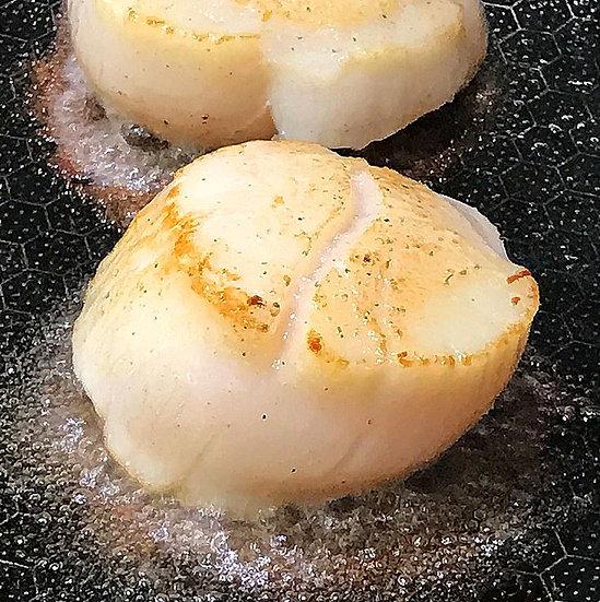 北海道頂級生食級大干貝