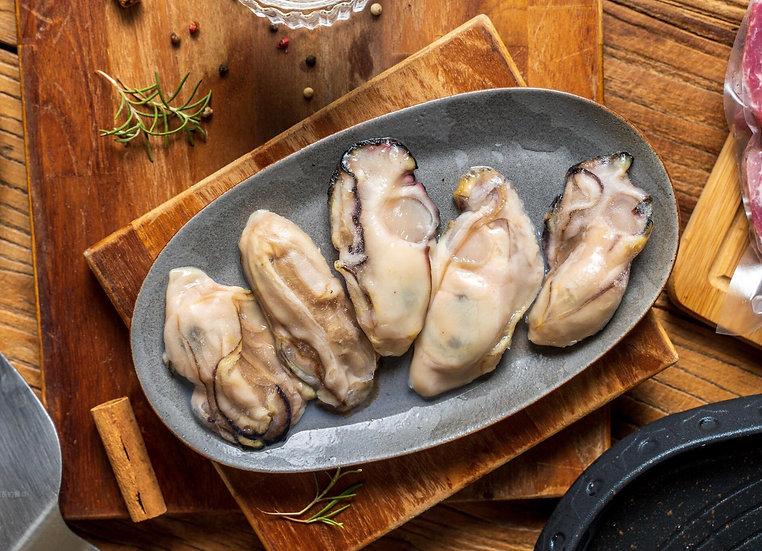 日本播磨灘頂級牡蠣(五顆裝)