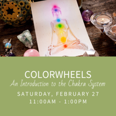 ColorWheels: Intro to the Chakra System