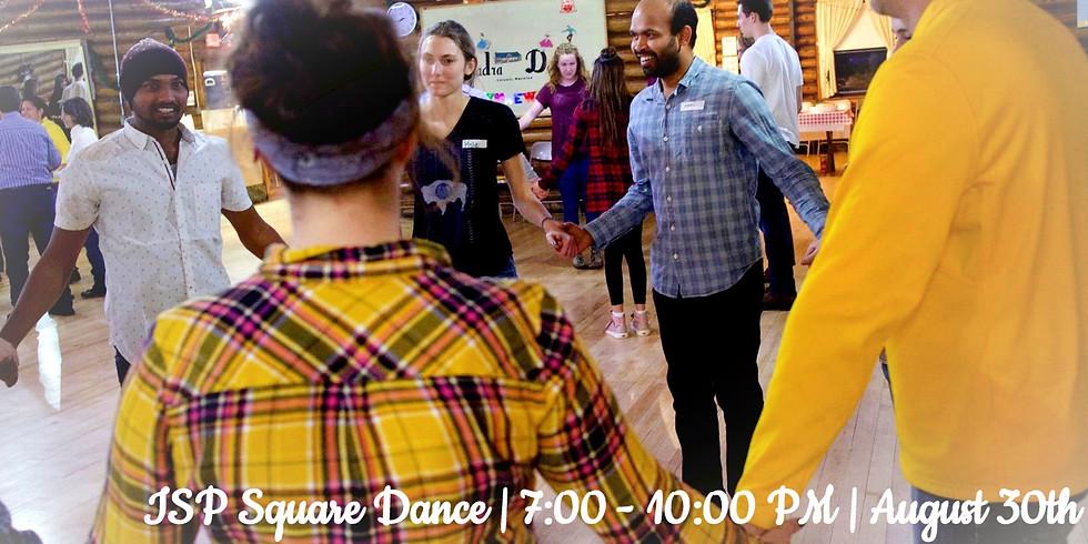 International Student Square Dance