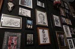 Handgetekende portretten