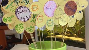 Renforcement positif : Le bouquet de nos qualités