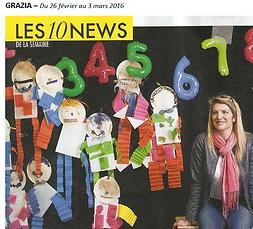 Grazia Ecole Montessori différente Etinç'ailes Lyon