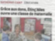 Le_Progrès_Classe maternelle Montessori différente