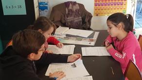 Les élèves préparent eux-mêmes leur future sortie
