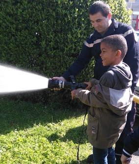 Découverte métier : Pompier