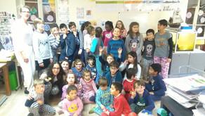 Journée pyjama à l'école