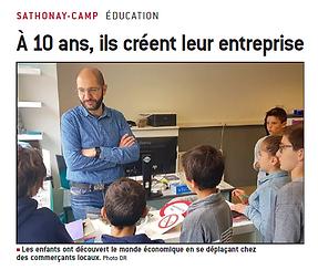 Le_Progrès_Ecole alternative différente Lyon Montessori