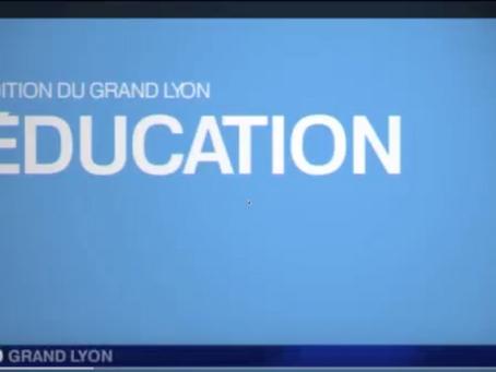Actualités : Etinç'Ailes sur France 3 !