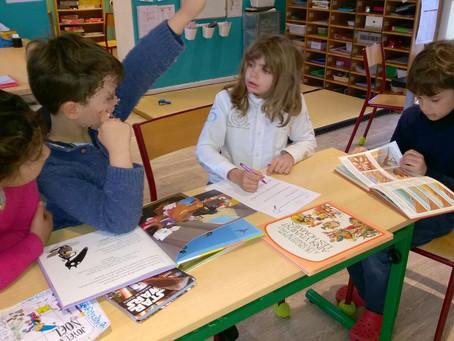 Information pédagogique : Focus Préhistoire !