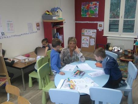 Une nouvelle classe pour les Maternelle-CP : la classe Framboise