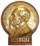 """Portrait d'Edouard Swynghedauw"" - Camille DEBERDT - Bailleul - 1912"