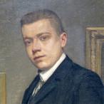 """""""En famille"""" (détail - Zéphir DE WINTER) - Pharaon DE WINTER - Lille - 1910"""