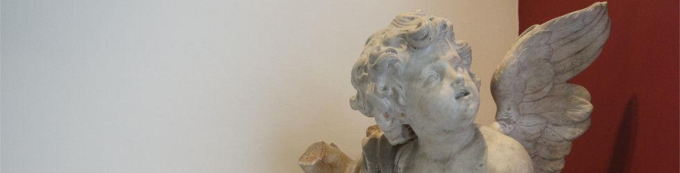 Ange (détail) - Arnould QUELLIN dit d'Anvers - Lille - 17e siècle