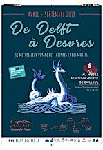 Affiche_De_Delft_à_Desvres_pour Bailleul