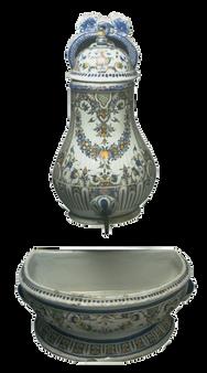 Fontaine - Style de J. Bérain - Sinceny - 18e siècle