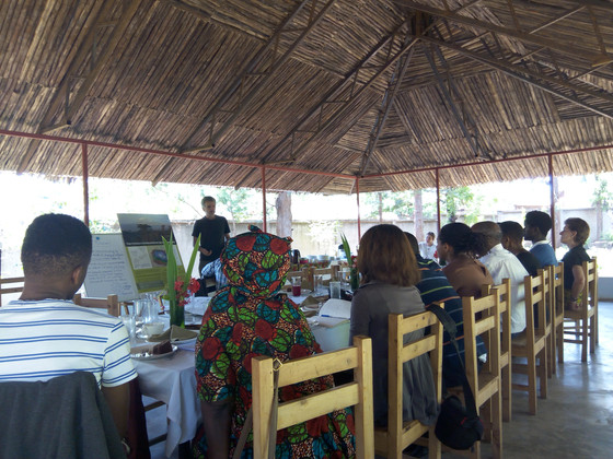 African People's Cooking School Project