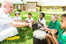 Kennedy House School music lessons Tanzania