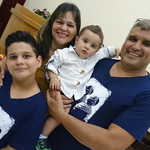 Despedida Família Souza