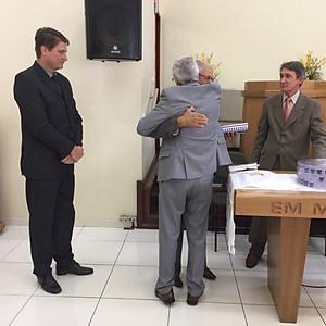 Pastorado Rev Ataídes - 55 anos