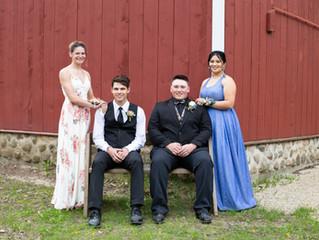Prom Formal Portraits