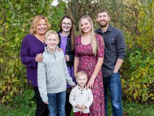 Preeclampsia Promise Walk Fundraiser Mini Session