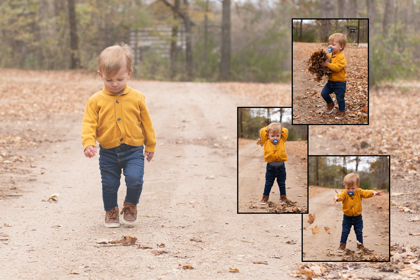 Child Photography Collage