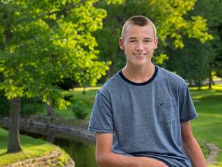 High School Senior: Jacob