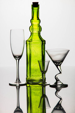 Glass Photography