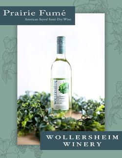 Wollersheim Winery Ad