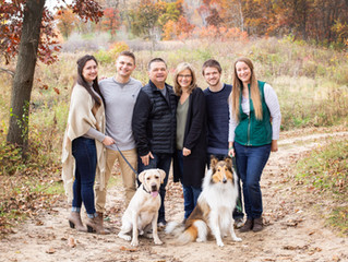 The Datka Family | Family Portraits