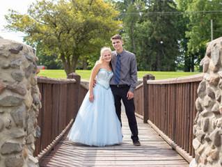 Kyle & Alyssa | Prom Portraits