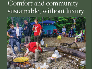 Unitarian Wilderness Camp on Kootenay Lake is RENEWING… and bringing in new generations who love sim